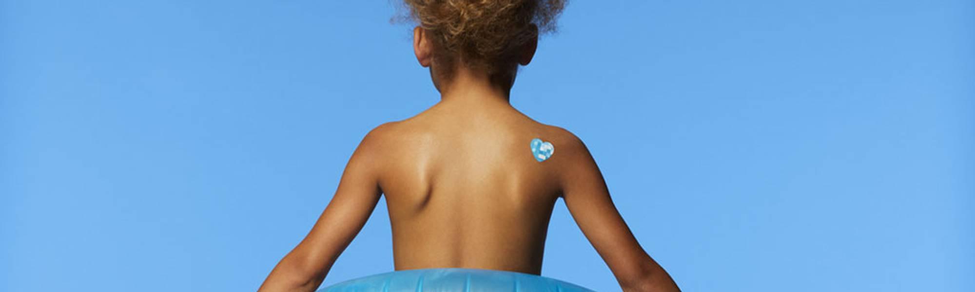 Larocheposay ArticleSide Solkrem til barn Hvordan beskytte dine barn