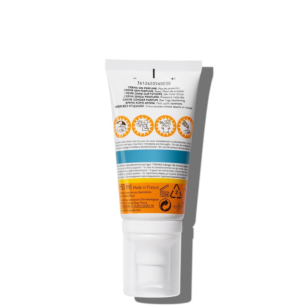 La Roche Posay ProduktSide Sol Anthelios Ultra Face Spf50 50ml Fragran