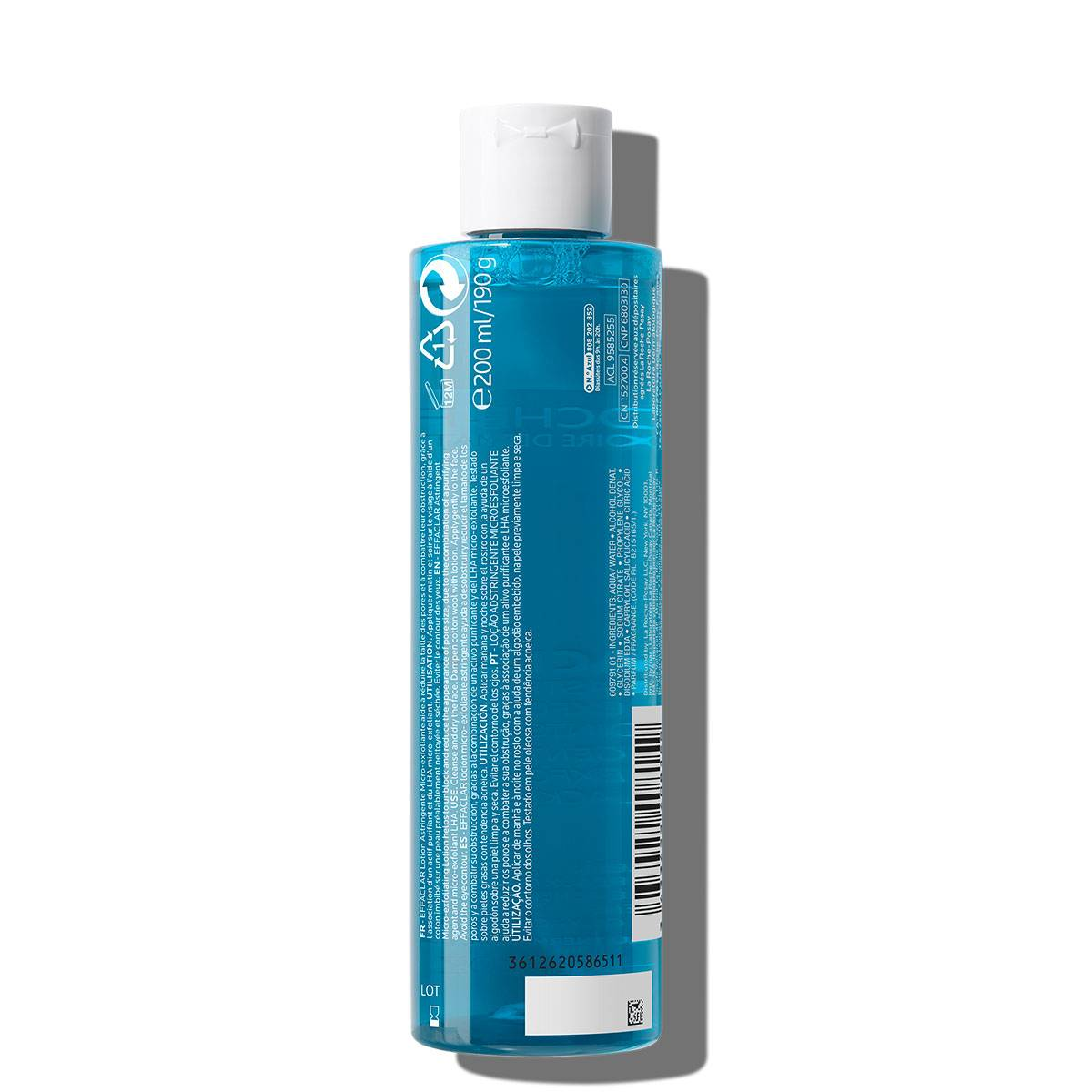 La Roche Posay Ansiktspleie Effaclar Micro Exfoliating Astringent Toner 2