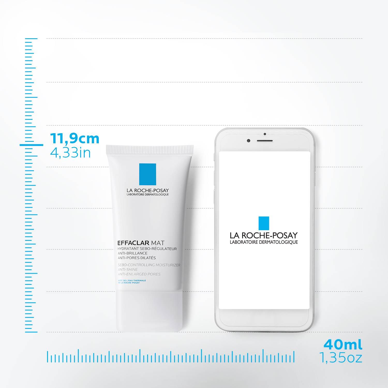 La Roche Posay ProduktSide Akne Effaclar Mat Sebo Controlling 40ml 333