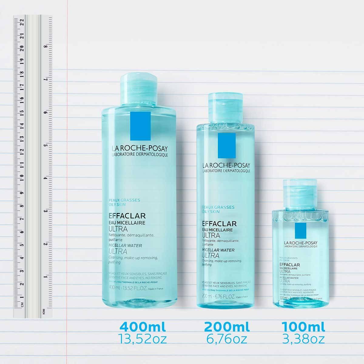 La Roche Posay ProduktSide Akne Effaclar Micellar Family 3337872412516