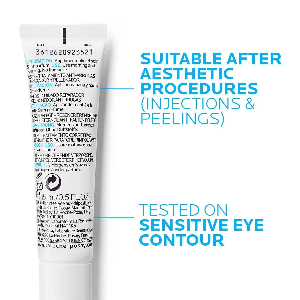 La Roche Posay ProduktSide Anti Aging Hyalu B5 Eyes 40ml 3337875613668