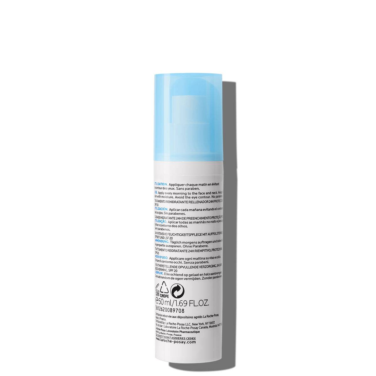 La Roche Posay ProduktSide Hydraphase UV Intense Rich Spf20 50ml 33378