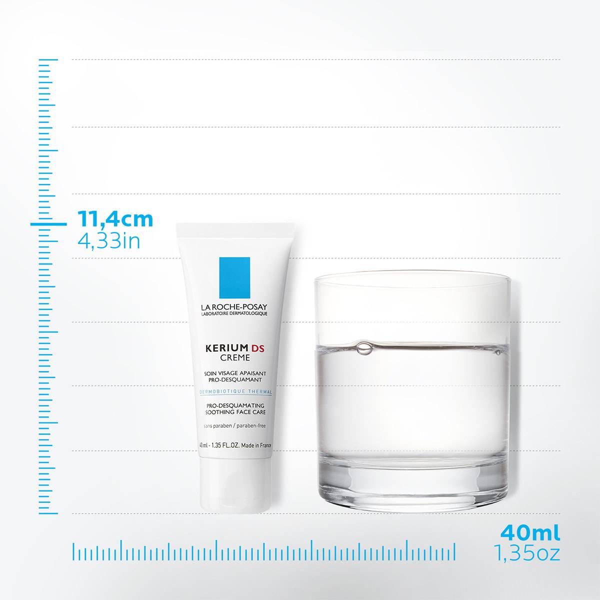 La Roche Posay ProduktSide Kerium DS Face Cream 40ml 3337872411793