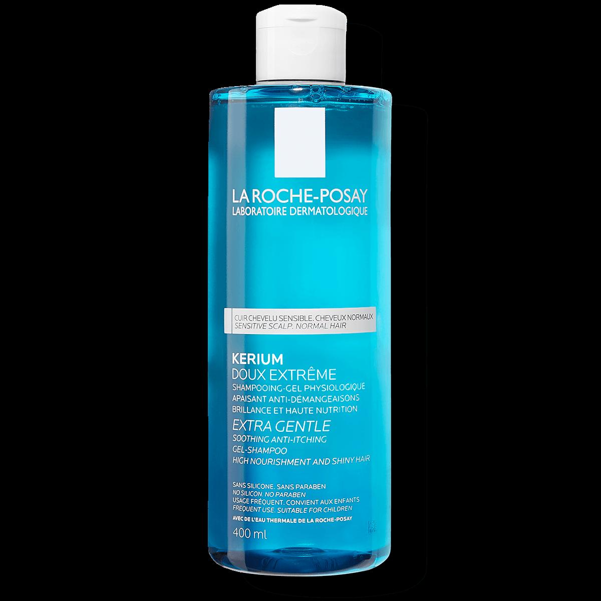 La Roche Posay ProduktSide Kerium Extra Gentle Gel Shampoo 400ml 33378