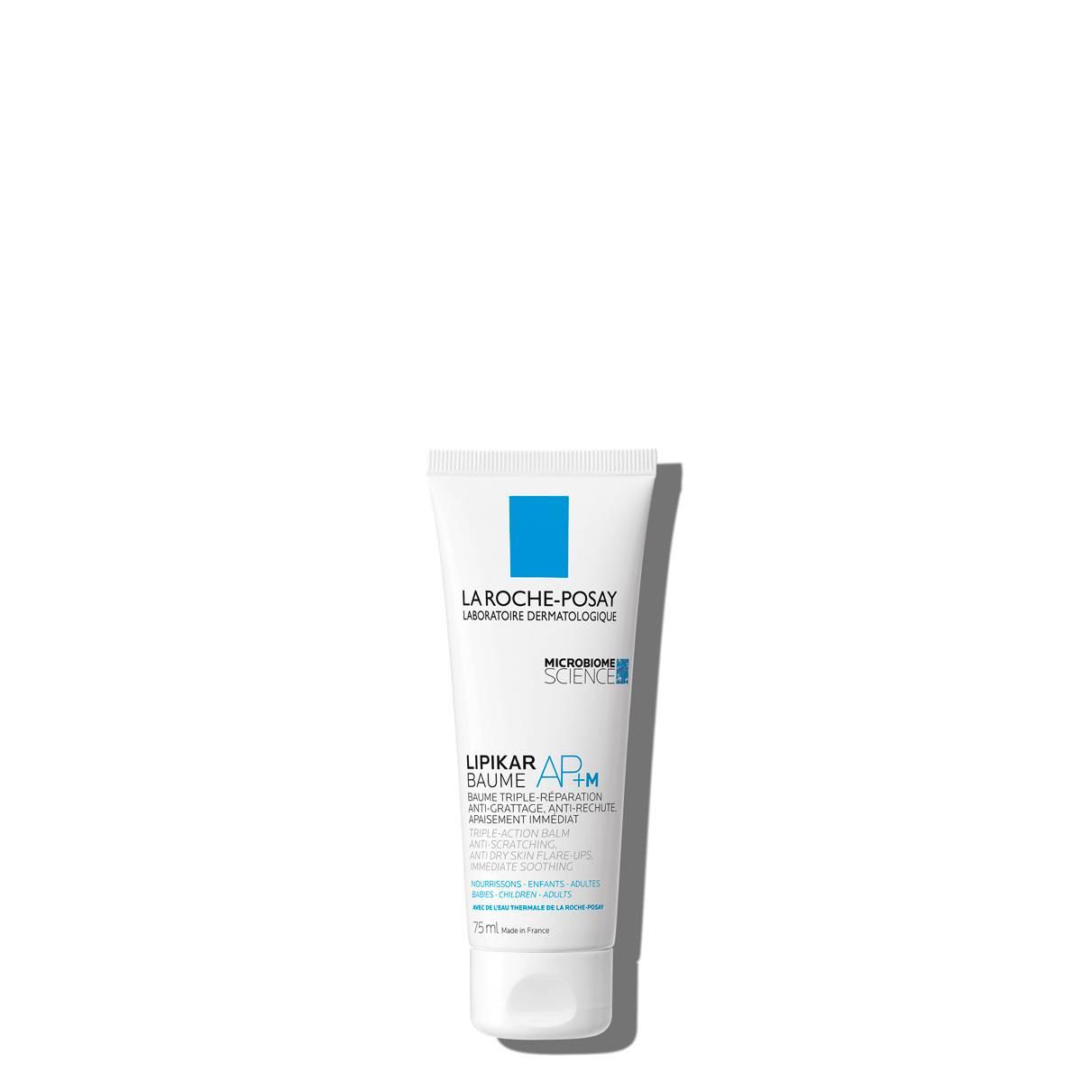 La Roche Posay Kroppspleie Lipikar Baume APM 75ml Lipid Replenishing Balm AntiIrritation Scratching 0003337872421037