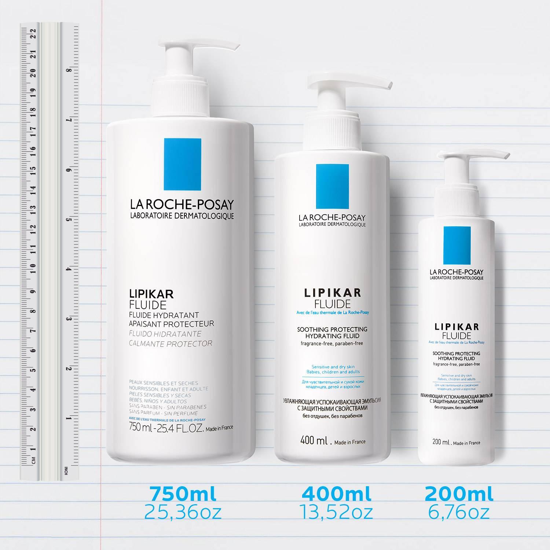 La Roche Posay ProduktSide Eksem Lipikar Fluide Family 3337875451789