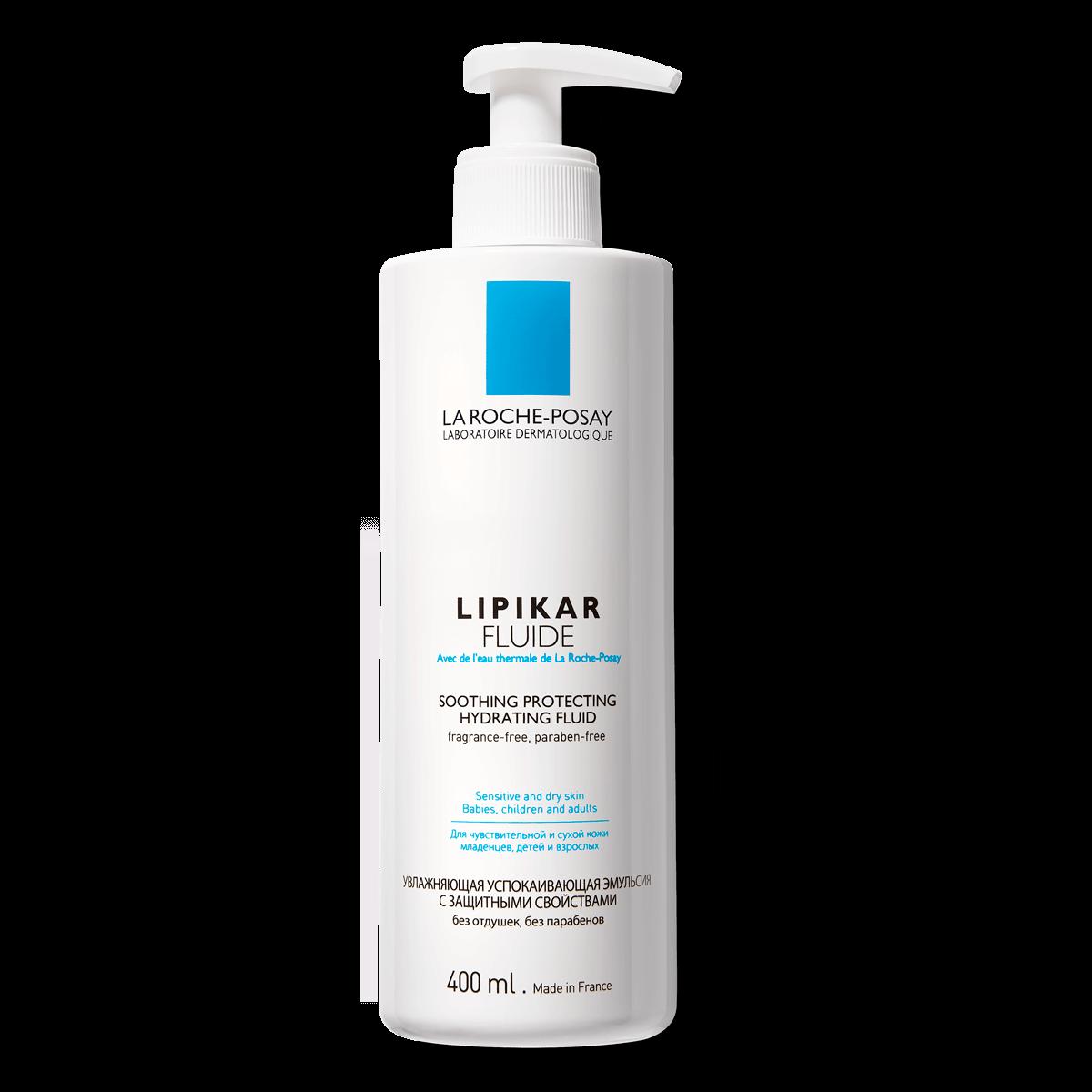 La Roche Posay ProduktSide Eksem Lipikar Fluide 400ml 3337872420597 F