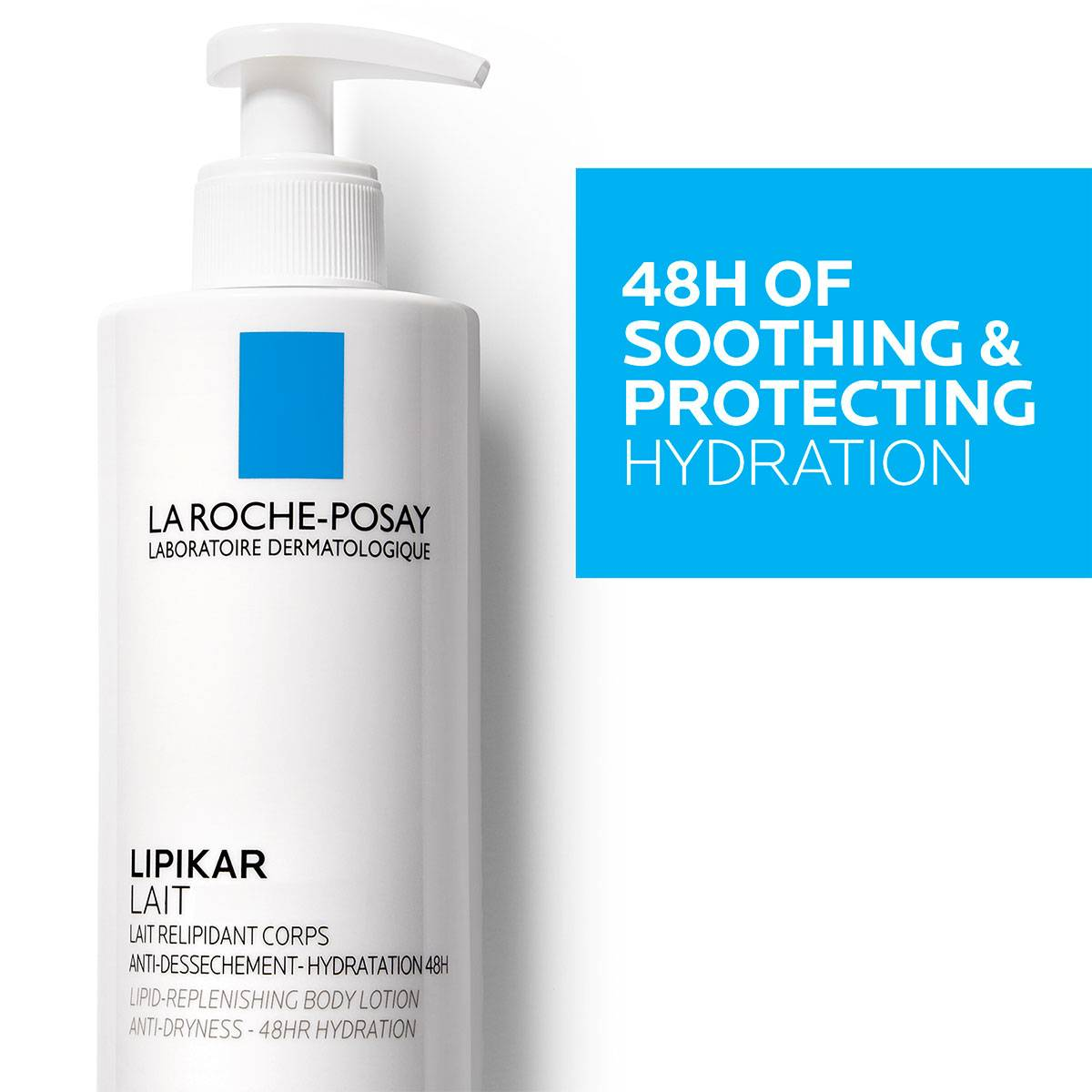 Larocheposay ProduktSide Eksem Lipikar Lait 400ml 3337875552127 Zoome