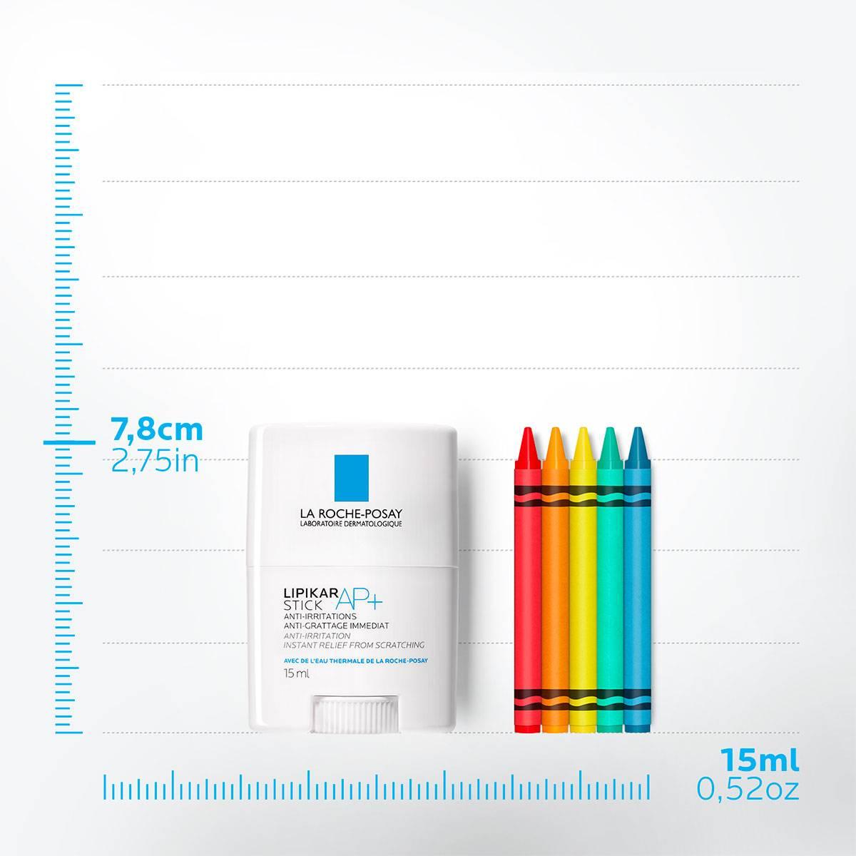 La Roche Posay ProduktSide Eksem Lipikar Stick AP 15ml 3337875566254