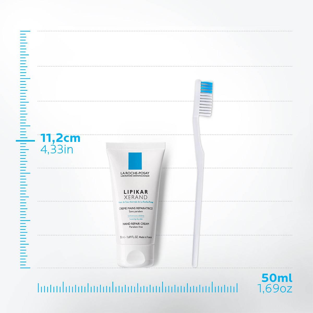 La Roche Posay ProduktSide Eksem Lipikar Xerand 50ml 3337872412684