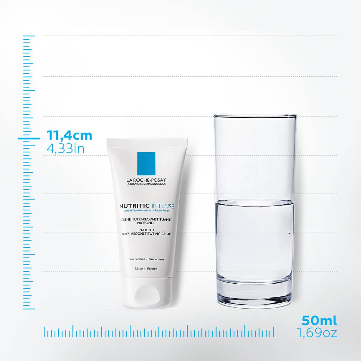 La Roche Posay ProduktSide Ansiktspleie Nutritic Intense Cream 50ml 33378