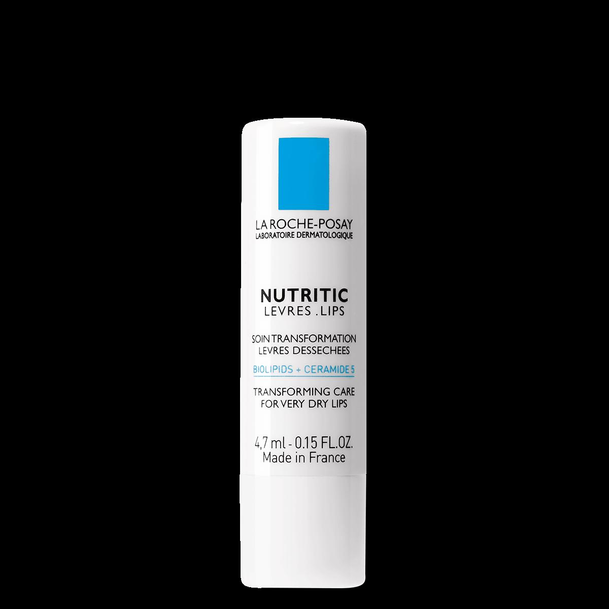 La Roche Posay ProduktSide Lip Balm Nutritic Lips Transforming Care Ve