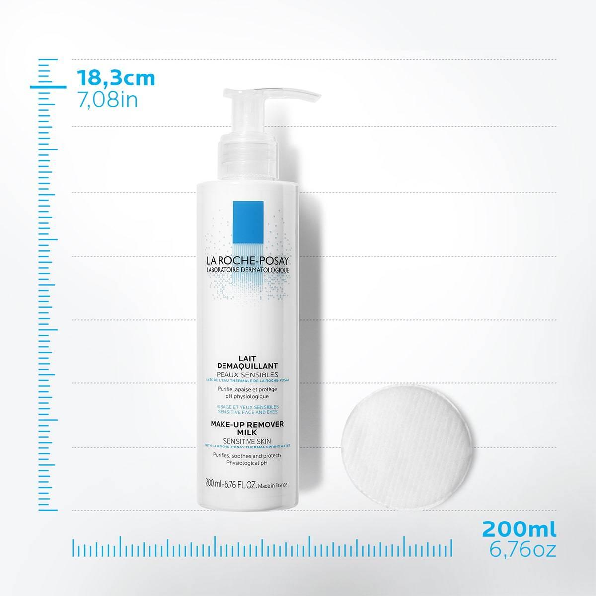 La Roche Posay ProduktSide Ansiktsrens Physiological Sminkefjerner