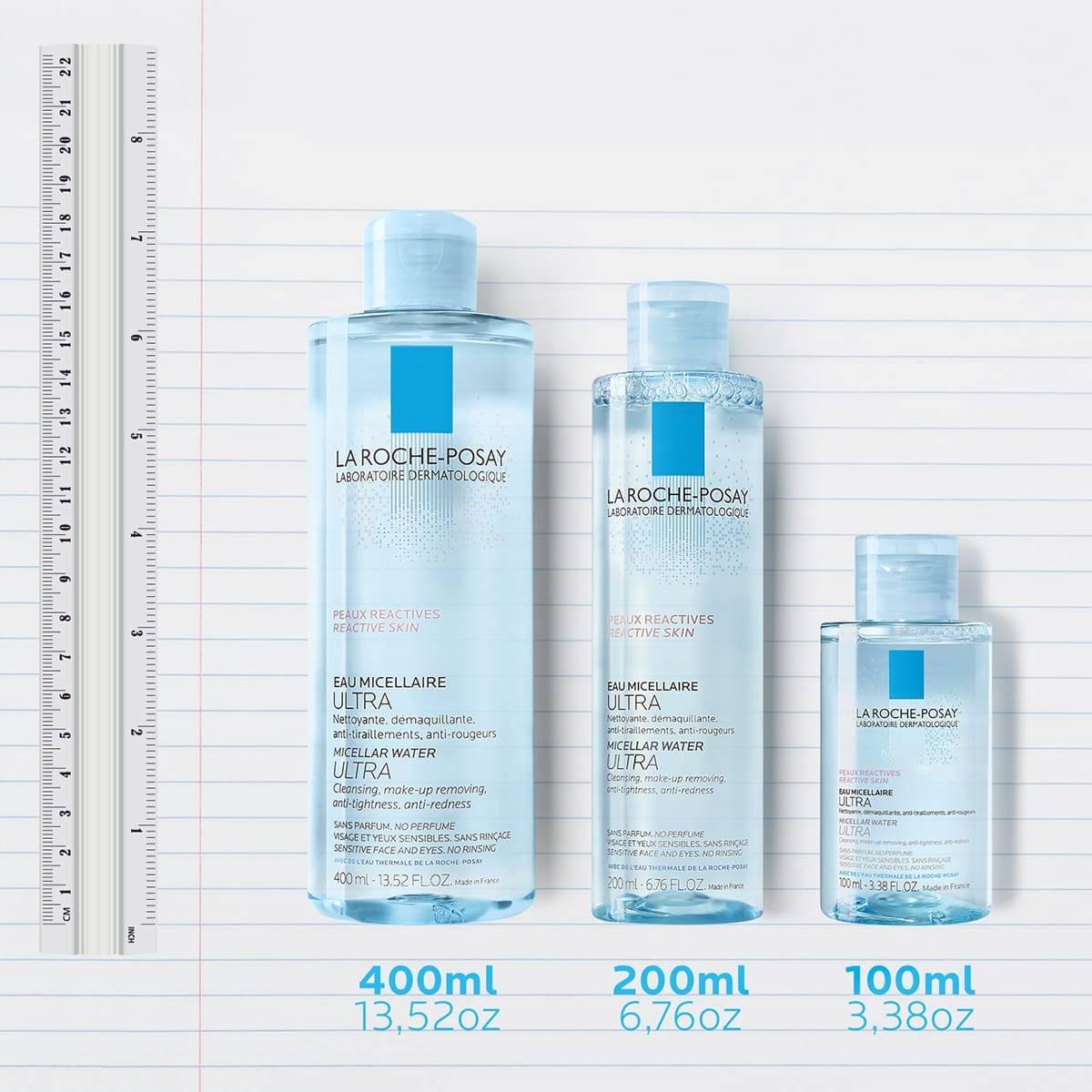 La Roche Posay ProduktSide Micellar Water Ultra Family 3337875528108 3
