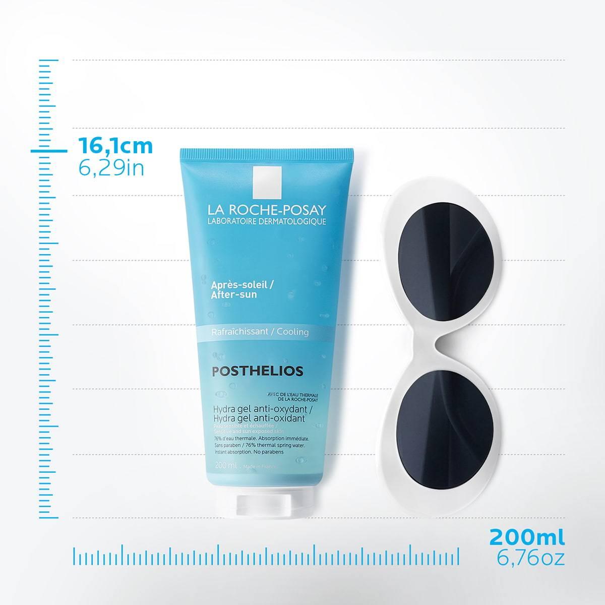 La Roche Posay ProduktSide After Sun Posthelios Hydragel 200ml 3337875