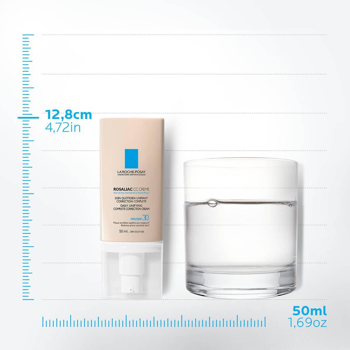 La Roche Posay ProduktSide Ansiktspleie Rosaliac CC Cream 50ml 3337872414
