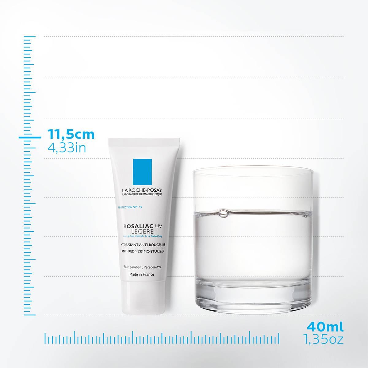 La Roche Posay ProduktSide Ansiktspleie Rosaliac UV Light Spf15 40ml 3337