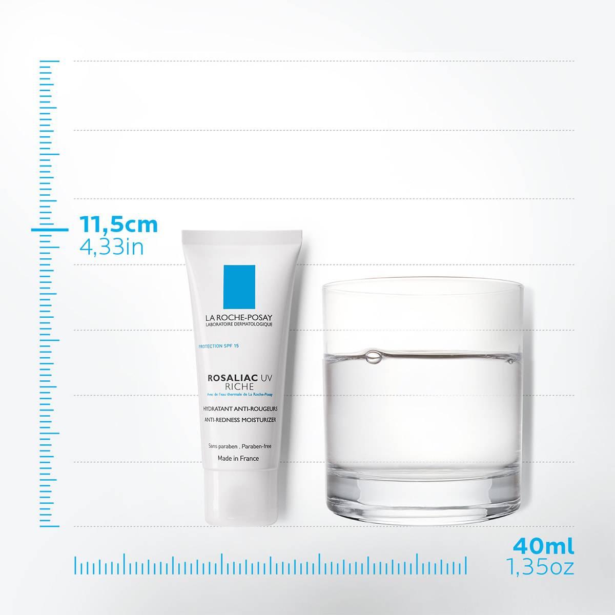 La Roche Posay ProduktSide Ansiktspleie Rosaliac UV Rich Spf15 40ml 33378