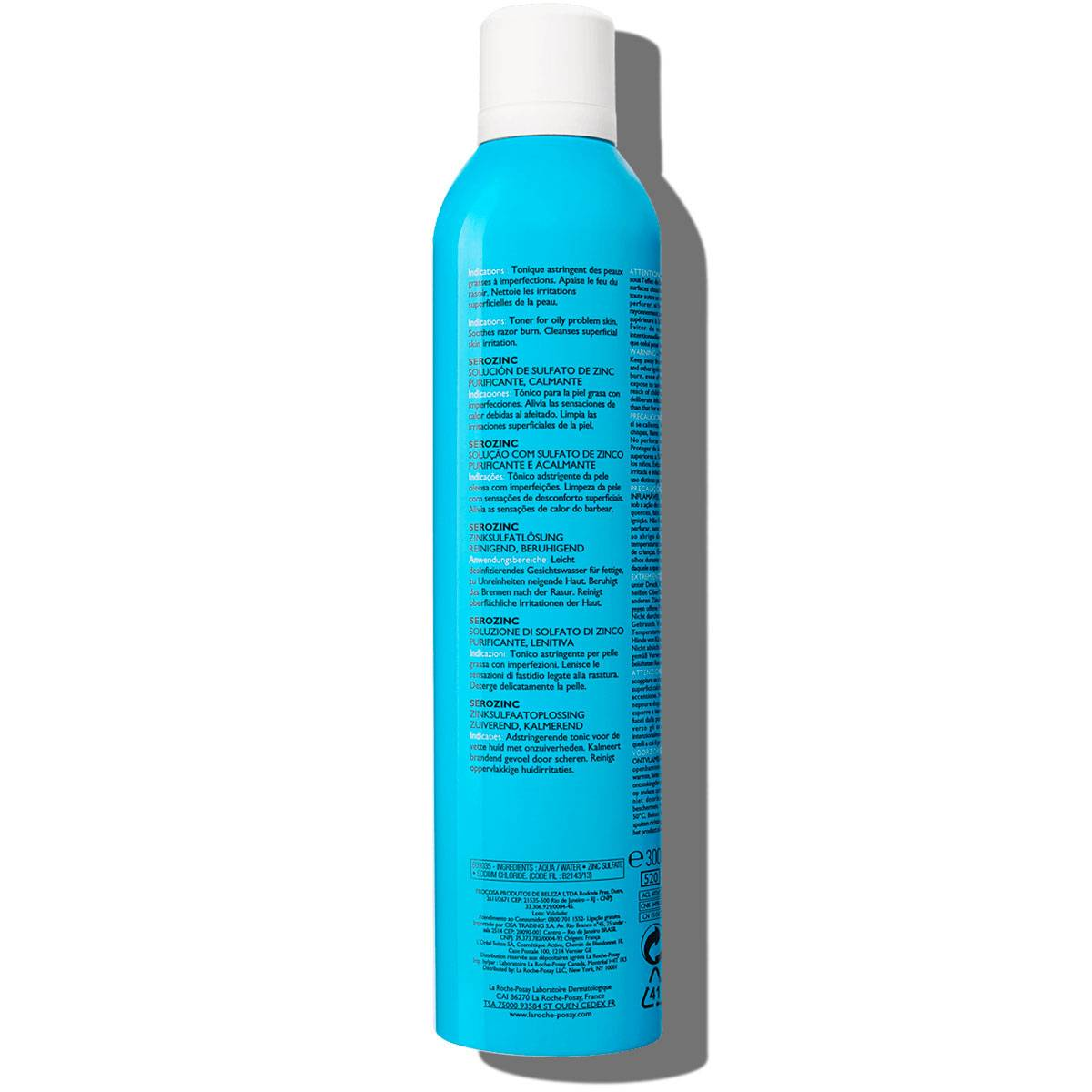 La Roche Posay ProduktSide Serozinc Spray Sink 300ml 3337875565783 Bak