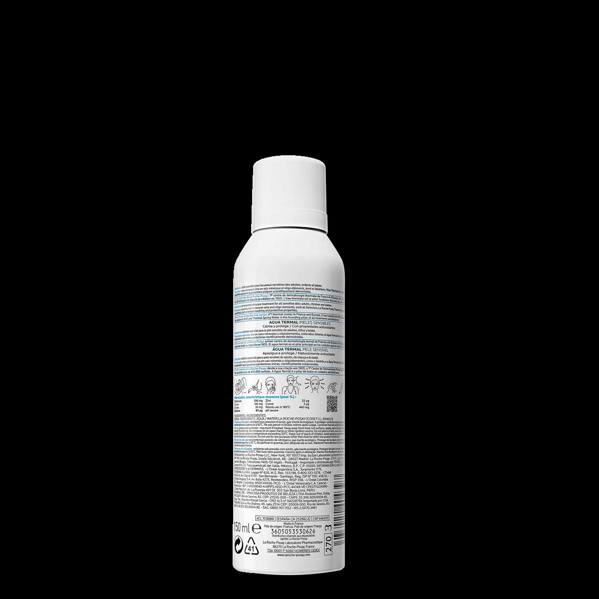La Roche Posay ProduktSide Termalsk kildevann 150ml 3433422404397 Ba