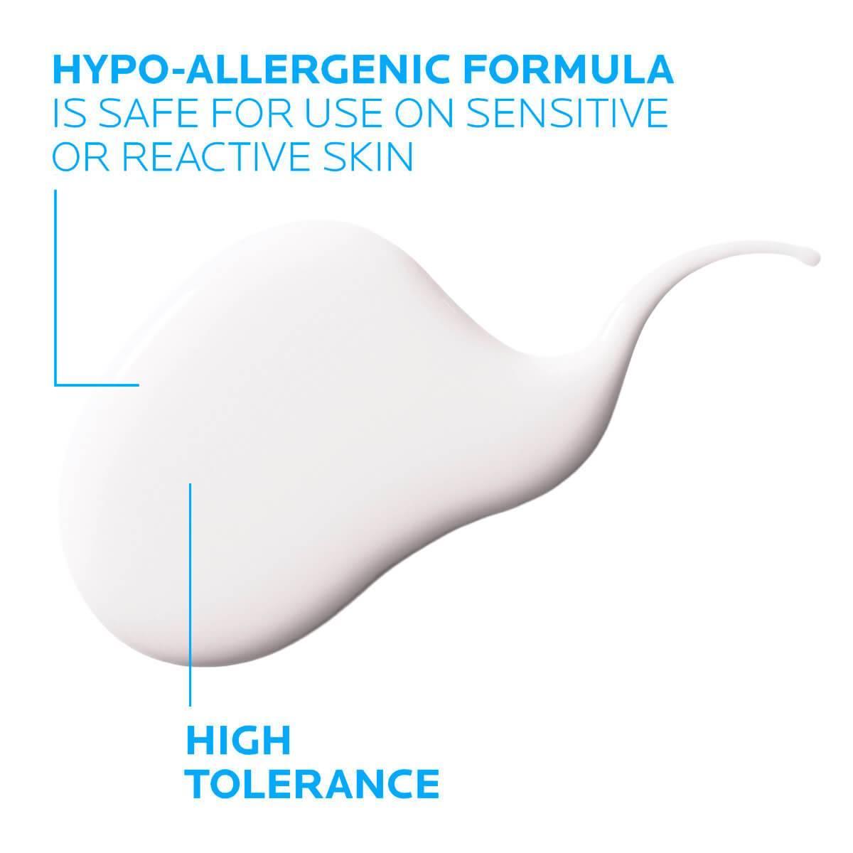 LaRochePosay-Produkt-Tendens til allergi-Toleriane-DermoCleanser-400ml-3337872411830-tekstur