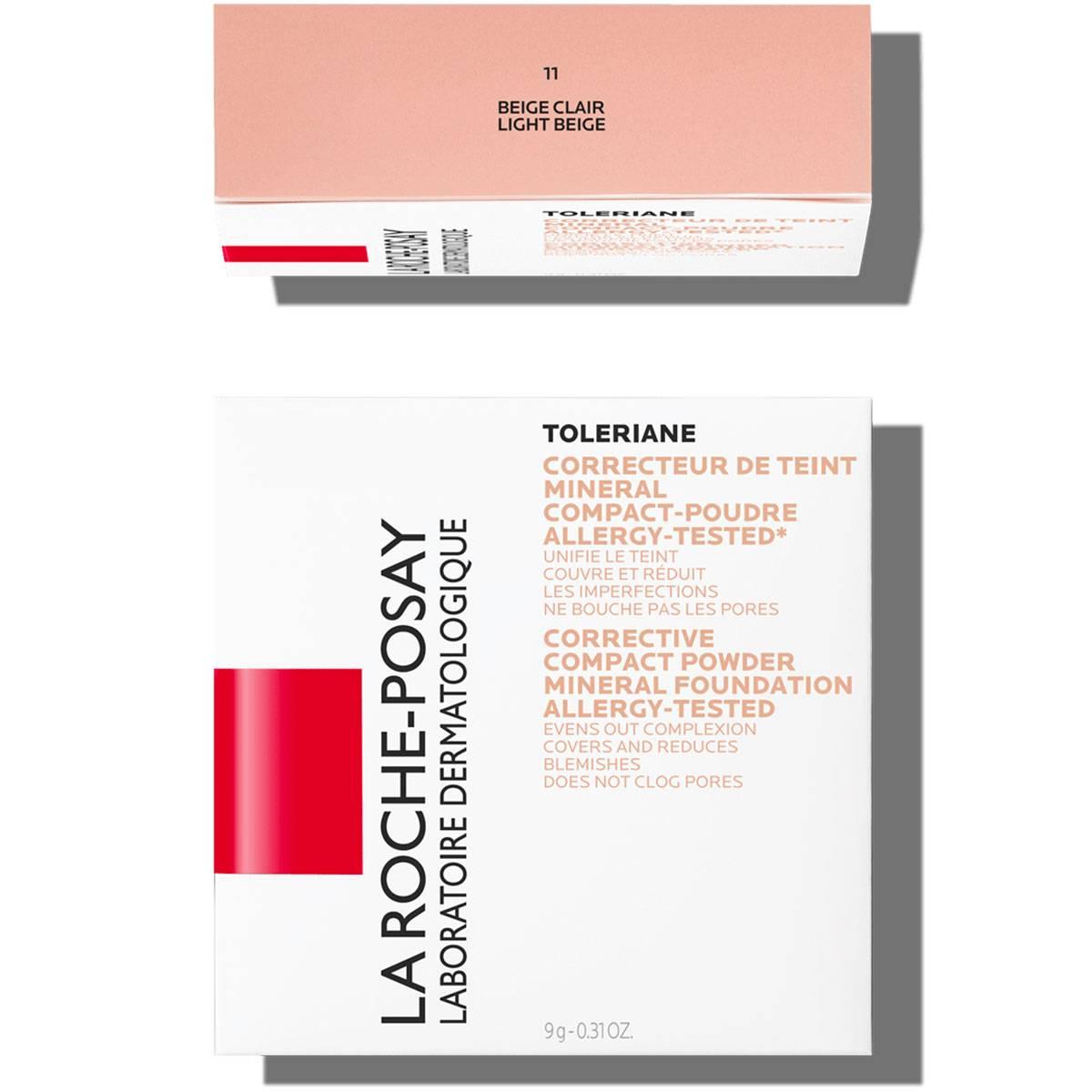 La Roche Posay Sensitiv Toleriane Sminke COMPACT POWDER 11LysBeige