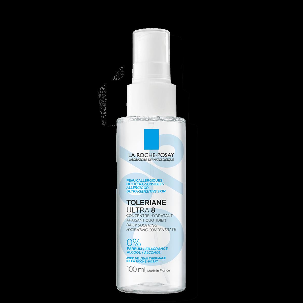 La Roche Posay ProduktSide Sensitiv Tendens til allergi Toleriane Ultra 8 100ml