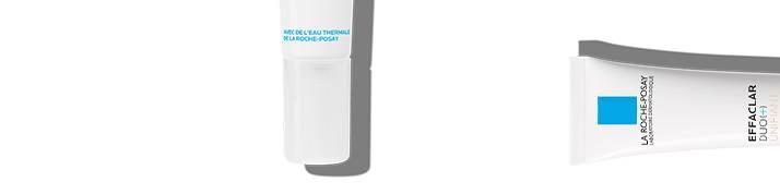 La Roche Posay akne effaclar serie side topp