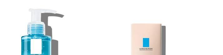 La Roche Posay rosaliac serie side bunn